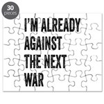 Im already against the next WAR Puzzle
