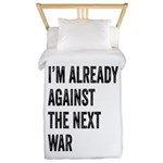 Im already against the next WAR Twin Duvet