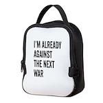 Im already against the next WAR Neoprene Lunch Bag