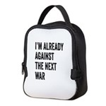 Im already against the next WAR Neoprene Lunch Bag