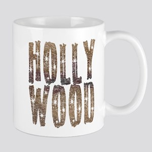 Hollywood Stars and Coffee Mug