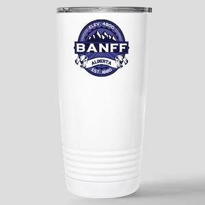 Banff Midnight Stainless Steel Travel Mug