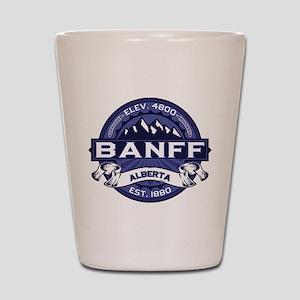 Banff Midnight Shot Glass