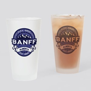 Banff Midnight Drinking Glass
