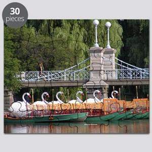 Perfect image of the Swan Boats for Cafe Pr Pu