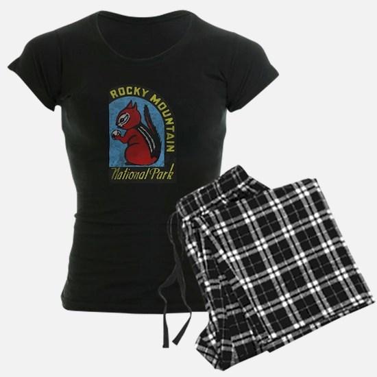 Rocky Mountian Park Pajamas