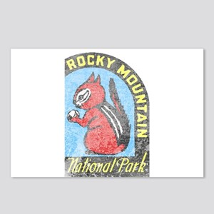 Rocky Mountian Park Postcards (Package of 8)