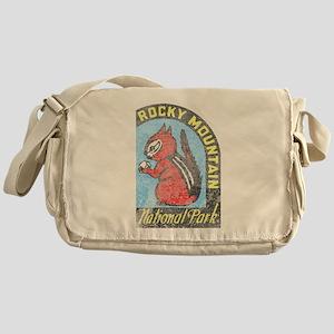Rocky Mountian Park Messenger Bag