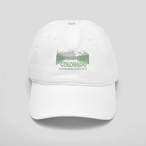 Vintage Colorado Mountains Baseball Cap