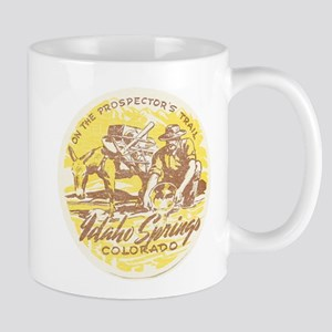 Faded Idaho Springs Colorado Mug