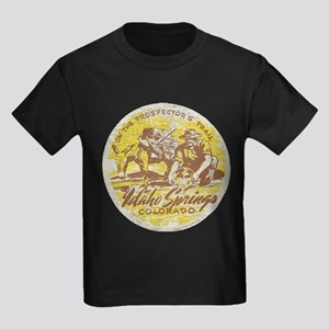 Faded Idaho Springs Colorado T-Shirt