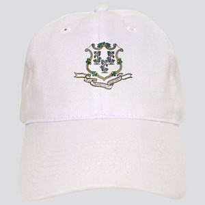 Vintage Connecticut State Flag Baseball Cap