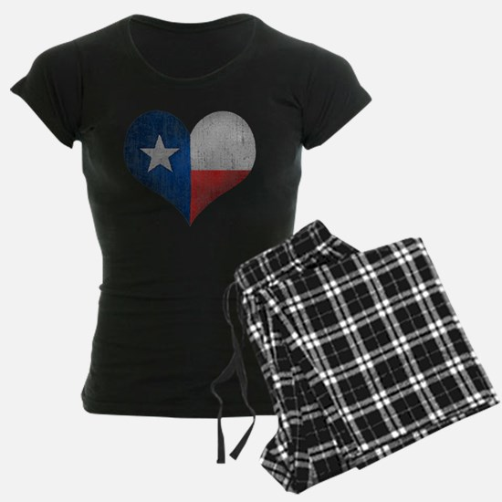 Faded Texas Love Pajamas