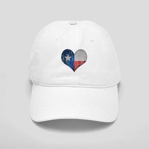 Faded Texas Love Baseball Cap