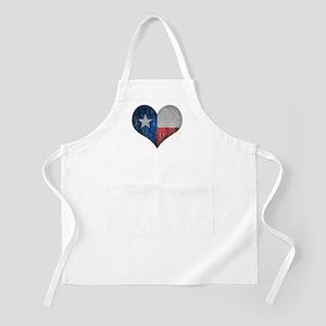 Faded Texas Love Apron