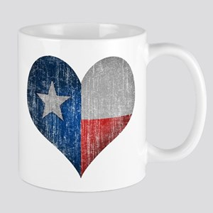 Faded Texas Love Mug