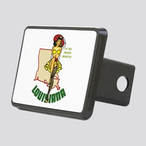 Louisiana Pinup Hitch Cover