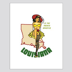 Louisiana Pinup Posters