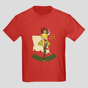 Louisiana Pinup T-Shirt