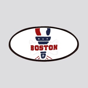 Boston Torch Patches