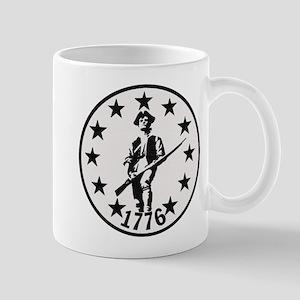 Original Minute Man Mug