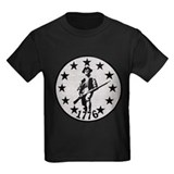 Vintage american Kids T-shirts (Dark)