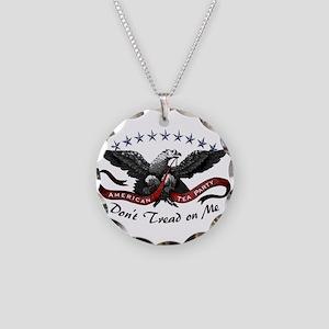 American Tea Party Necklace