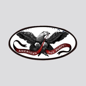 American Tea Party Patches