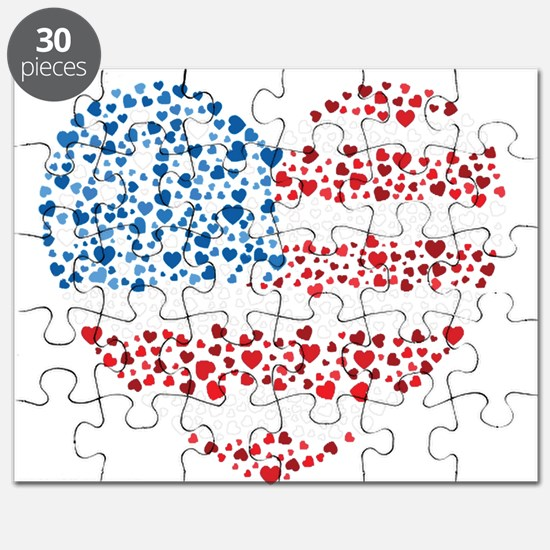 American Love Puzzle