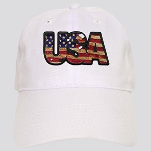 USA Patch Baseball Cap