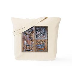 Sigurðr the Dragonslayer Tote Bag