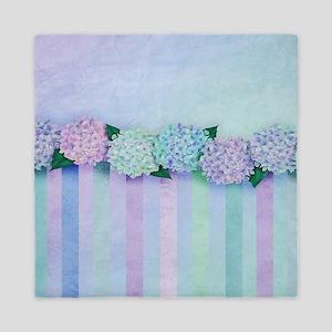 Hydrangea Dreams Queen Duvet