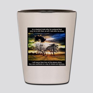 Sheep 1 Shot Glass