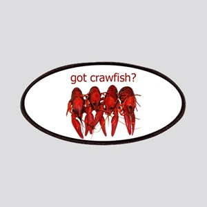 got crawfish? Patches