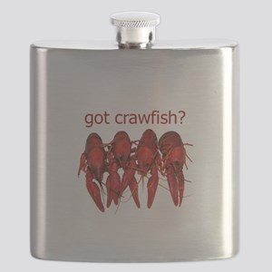 got crawfish? Flask