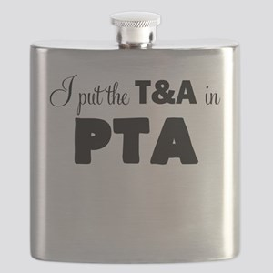 I PUT THE T AND A IN PTA Flask