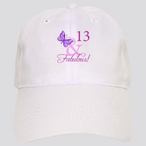 Fabulous 13th Birthday Cap