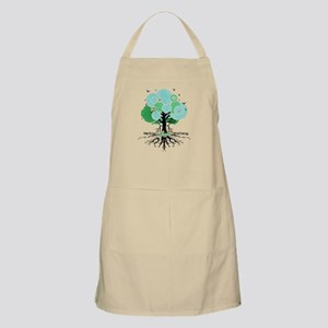 Let Green Energy Grow Apron