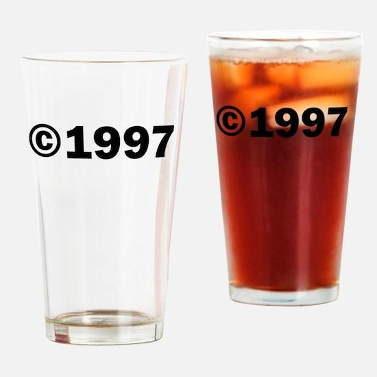 COPYRIGHT 1997 Drinking Glass