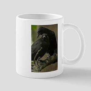 Raven Love Mug