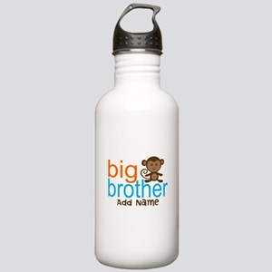 Personalized Monkey Big Brother Stainless Water Bo