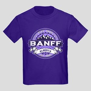 Banff Violet Kids Dark T-Shirt
