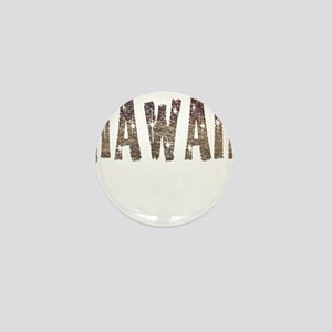 Hawaii Coffee and Stars Mini Button