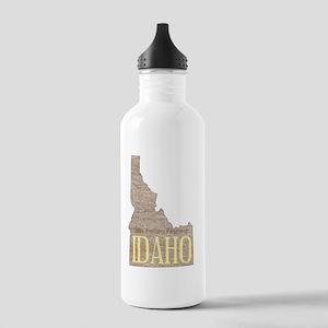 Vintage Idaho Potato Water Bottle