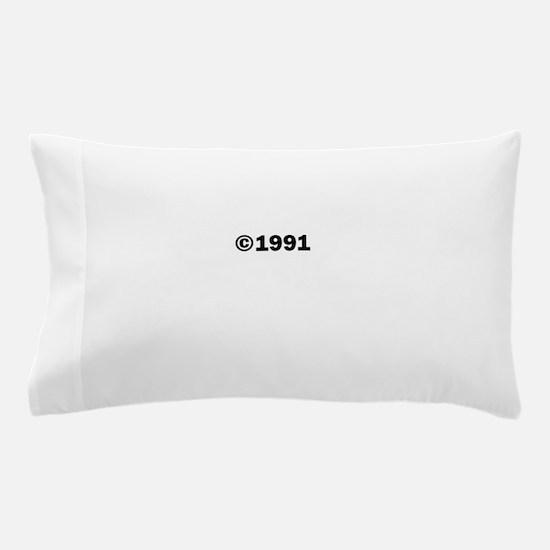 COPYRIGHT 1991 Pillow Case