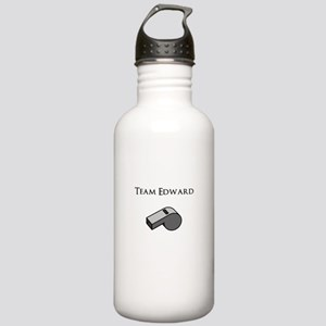 Team Edward with Whistle Water Bottle