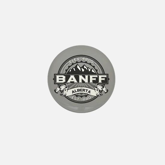 Banff Grey Mini Button