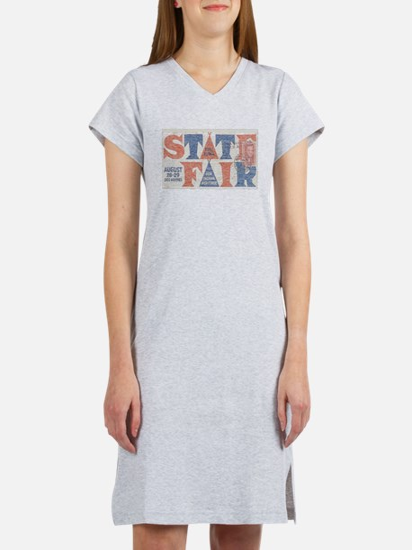 Vintage Iowa State Fair Women's Nightshirt