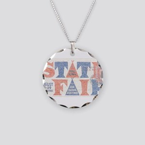 Vintage Iowa State Fair Necklace