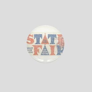 Vintage Iowa State Fair Mini Button